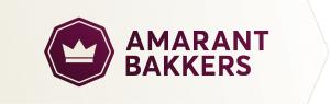 Logo Amarant Bakkers Gradient Web